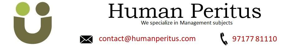 UGC NET || Management (Code 17)  & HRM LW (Code 55)  June 2019 || Human Peritus
